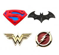 Justice League 4-pack Pins