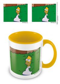 Homer Bush Coloured Inner Mug