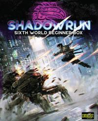 Shadowrun RPG 6th Edition Beginner Box