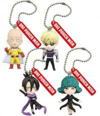 Figure Key Chain Capsule