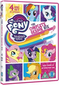 My Little Pony Friendship Is Magic, Season 6