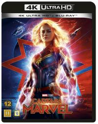 Captain Marvel (4K Ultra HD+Blu-ray)