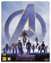 Avengers Endgame (Steelbook)