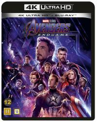 Avengers Endgame (4K Ultra HD+Blu-ray)