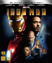 Iron Man (2008, 4K Ultra HD+Blu-ray)