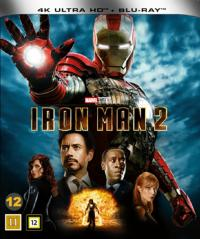 Iron Man 2 (4K Ultra HD+Blu-ray)