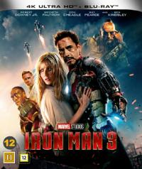 Iron Man 3 (4K Ultra HD+Blu-ray)