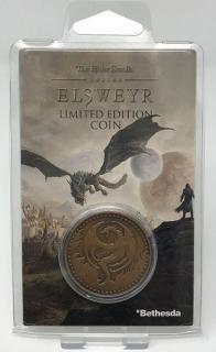 Elder Scrolls Online Collectable Coin Elsweyr