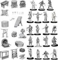Townspeople & Accessories Box