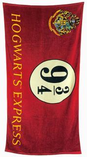 Harry Potter Platform 9 3/4 Towel
