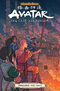 Avatar: The Last Airbender: Imbalance Part 3