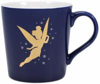 Tinkerbell Tapered Mug Faith Trust and Pixie Dust