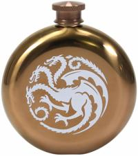 Hip Flask: Khaleesi Mother of Dragons