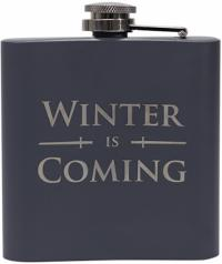 Hip Flask: Stark Winter Is Coming