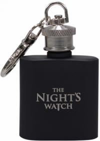Mini Hip Flask: Night's Watch
