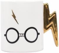 Harry Potter Shaped Mug Harry Potter Lightning Bolt