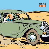 Tintin Calendar 2020