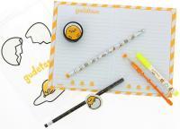 Pens & Notebook 7-Piece Stationery Set