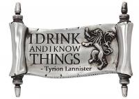 Magnet I Drink And I Know Things
