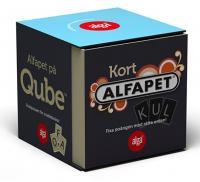 Alfapet Kortspel QUBE