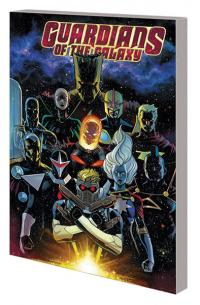 Guardians of the Galaxy Vol 1: The Final Gauntlet