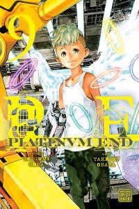 Platinum End Vol 9