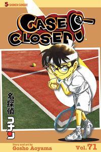 Case Closed Vol 71