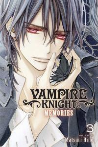 Vampire Knight Memories Vol 3
