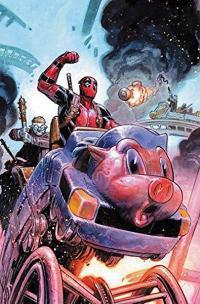Deadpool By Skottie Young Vol 2: Good Night
