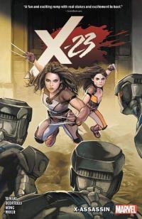 X-23 Vol 2: X-Assassin