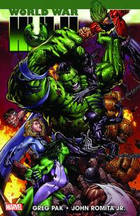 Incredible Hulk: World War Hulk