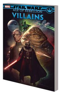 Star Wars: Age of Rebellion - Villains