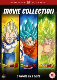 Dragon Ball Trilogy: Battle of Gods, Resurrection F & Broly