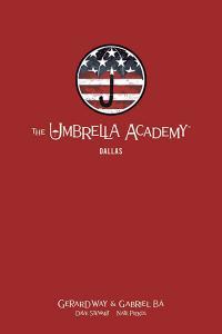 The Umbrella Academy Library Edition Vol 2: Dallas