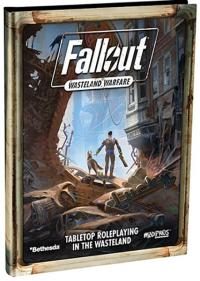 Fallout Wasteland Warfare RPG Core Rulebook