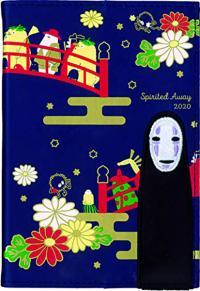 Ghibli Spirited Away schedule diary 2020