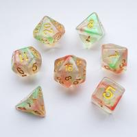 Luminous Breath (set of 7 dice)
