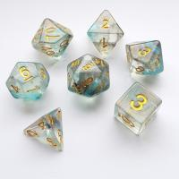 Luminous Venom (set of 7 dice)