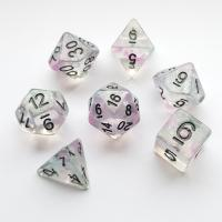 Ro Chrome (set of 7 dice)