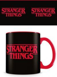Mug Stranger Things Logo