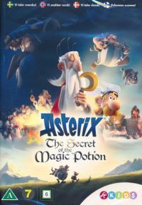 Asterix: Den magiska drycken (2018)