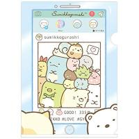 Sumikkogurashi A4 Plastic File Folder: Social Media