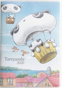 Tarepanda Pocket Calendar 2020