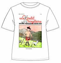 T-Shirt - Vingtième Tintin Kilt Large