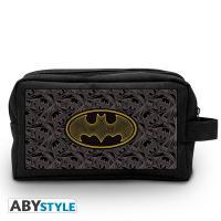 Toilet Bag Batman Logo