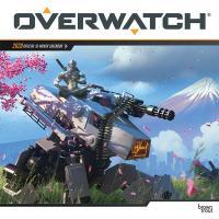 Overwatch 2020 Wall Calendar