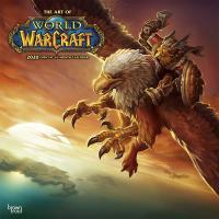 World of Warcraft 2020 Wall Calendar