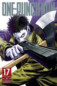 One-Punch Man Vol 17