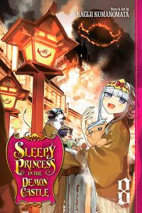 Sleepy Princess in the Demon Castle Vol 8