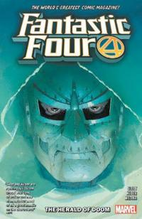 Fantastic Four Vol 3: The Herald of Doom